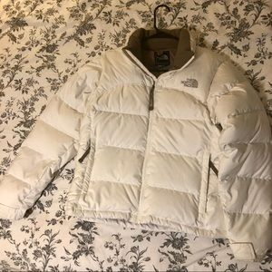 North Face Nuptse 700 Down Winter Jacket